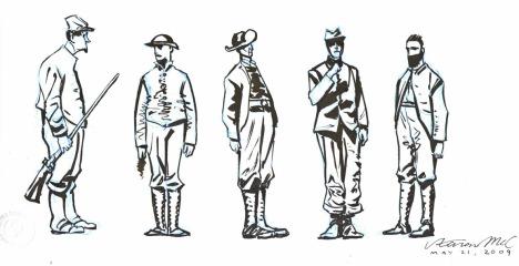 Union Men
