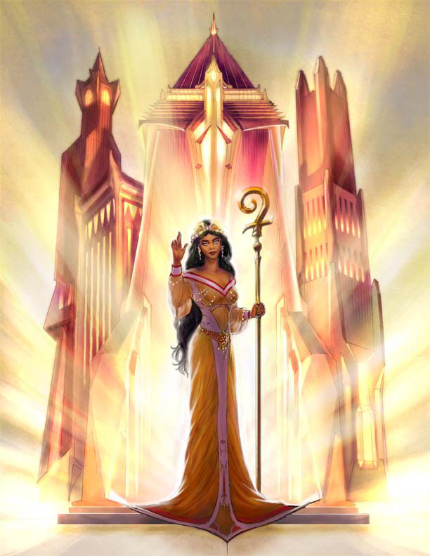 Image result for Priestess