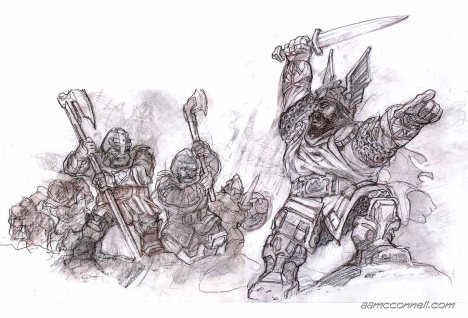 BattleCaptDwarf_Pencils