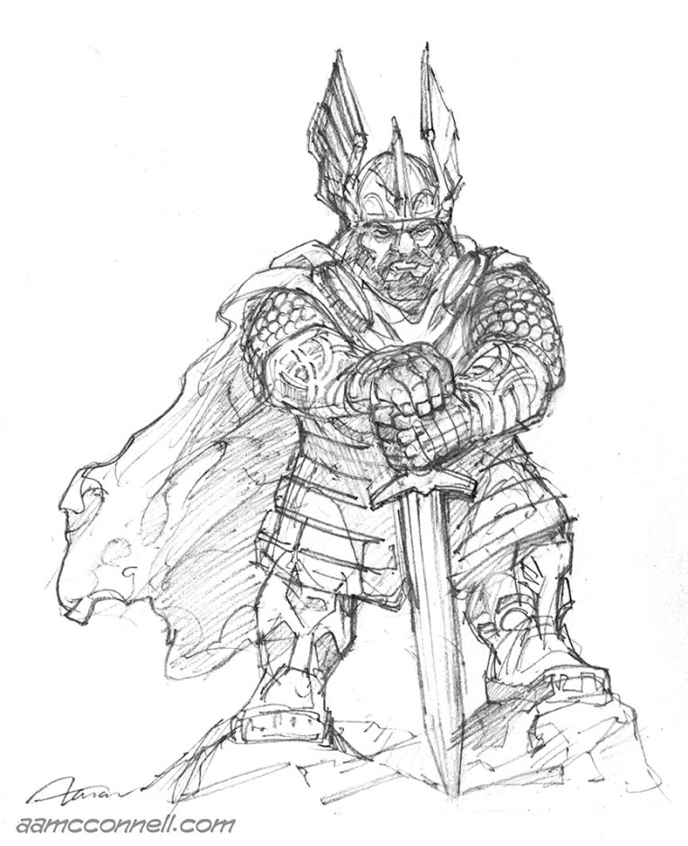 BattleCaptDwarf_Sketch