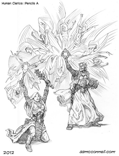 Clerics_Pencils_A