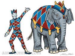 Clown_Elephant_a